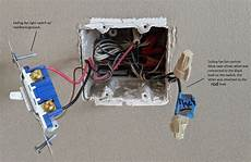 light switch black wire electrical remove ceiling fan light combination replacing with a light and remove 1 of 2