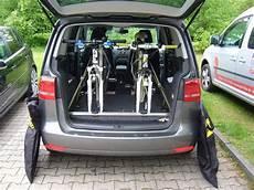 fahrradtransport im auto wie geht ihr mit der