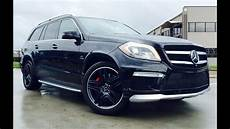 2015 2016 mercedes gl63 amg review start up