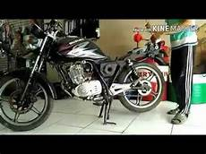 Modif Thunder 125 Simple by Thunder En 125 Modif Ala Bratstyle Part 1
