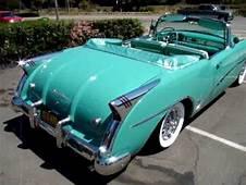 1954 Buick Skylark Classic Car  Del Mar California YouTube