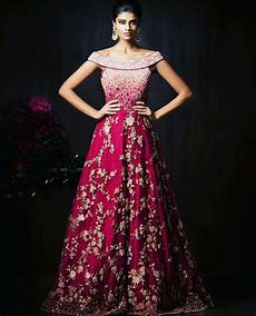 Indian Wedding Gowns gorgeous new indian reception gown styles for indian brides