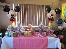 Mickey Mouse Decorations balloon decorations for mickey mouse amytheballoonlady