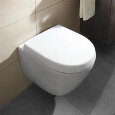 Villeroy And Boch Wc - villeroy and boch soho compact wall hung wc uk bathrooms