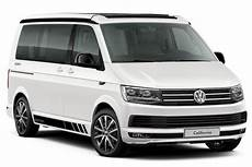 New Limited Run Volkswagen California Edition Revealed