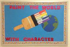character education bulletin board counseling bulletin boards character education colorful