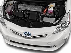2014 Prius Engine by Image 2014 Toyota Prius V 5dr Wagon Five Natl Engine