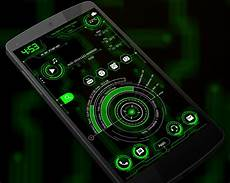android fast hi tech launcher 2018 ui of future theme fast for