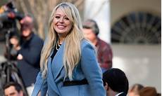 Tiffany Trump Tiffany Trump Graduates From Law School