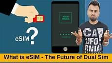 esim carriers what is esim how does esim work esim carriers in india youtube