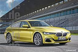 2020 BMW 4 Series Gran Coupe  Rendering Bmw