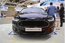 Ford Mondeo St Line Front At 2016 Bologna Motor Show