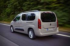 test opel combo xl