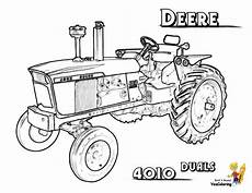 hardy tractor coloring tractor free deere