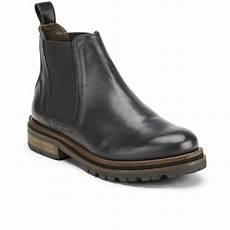 h by hudson s wistow leather elasticated chelsea