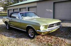 1967 mustang convertible 289 automatic in ivy gold for sale ford mustang 1967 for sale in
