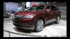 2014 acura mdx 2013 new york auto show youtube