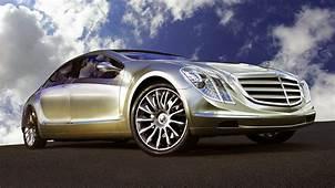 Mercedes Benz F 700  Concept Car 2007 YouTube