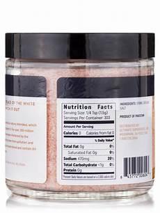 Himalaya Salz Inhaltsstoffe - premium himalayan pink salt ground 1 lb 454 grams