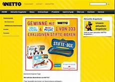 Netto Verlost 333 Stifte Boxen Beim Aktuellen Gewinnspiel