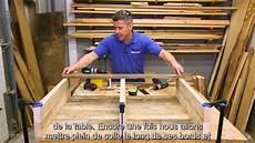 Comment Fabriquer Une Table Basse Avec Des Palettes