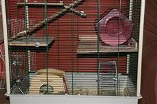 La Cage De Grimpette Et