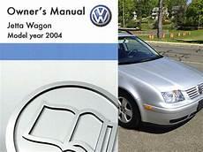 vehicle repair manual 2004 volkswagen jetta engine control 2004 volkswagen jetta wagon owners manual in pdf