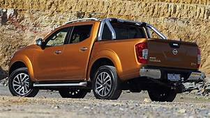 2015 NP300 Nissan Navara Review  First Drive Video