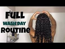 full wash day routine for realistic wash day routine 3a 3b curls nance youtube