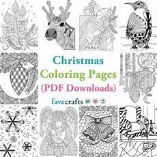 18 coloring pages pdf downloads favecrafts