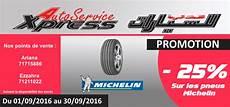 Promo Sur Les Pneus 25 Sur Les Pneus Michelin Chez Auto Service Xpress
