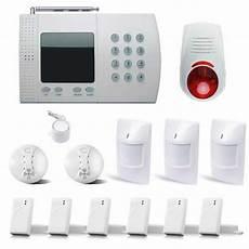 alarme sans fil avec alarme maison sans fil avec sir 232 nes serenity 6 toutes