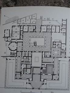 pompeii house plan plan of the villa of the mysteries at pompeii pompeii