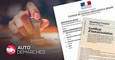 Certificat De Non Gage D 233 Taill 233 Service Carte Grise En
