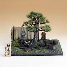 Giardino Giapponese Miniatura A Kyoto Arti E Mestieri D