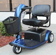 Pride Mobility Victory 9 3 Wheel Electric Scooter Sc609