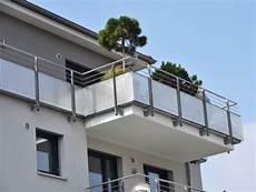Balustrade Am Balkon Blickdicht Gestalten 4