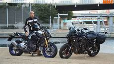 Essai Yamaha Mt 10 Sp Et Tourer 2017 La Vid 233 O Mnc