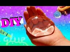 diy unicorn galaxy slime aus nur 2 zutaten how to make