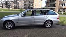 Mercedes C 180 Combi Avantgarde Www Eafautos Nl