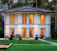stadtvilla mediterran klinker mediterrane moderne stadtvilla bauen mit garage und