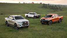 toyota hilux 2018 range to expand with rogue rugged and