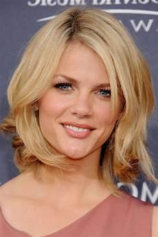 17 medium length hairstyles for thin hair