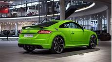 lime green 2017 audi tt rs at audi forum neckarsulm gtspirit
