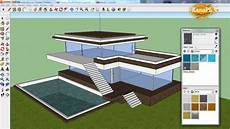 google sketchup house plans download 1 modern house design in free google sketchup 8 how