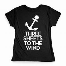three sheets to the wind t shirt human