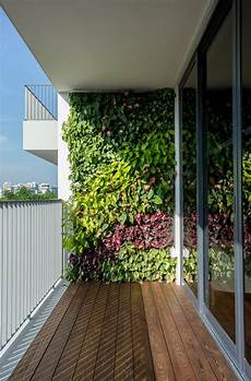 vertikaler garten balkon 20 fresh and modern green wall to your interiors home