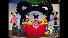Mickey Mouse Decorations by Best Mickey Mouse Clubhouse Birthday Decoration