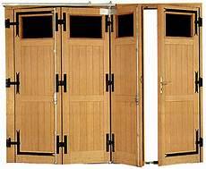 porte de garage 4 vantaux bois porte de garage 4 vantaux bois lapeyre id 233 es de travaux