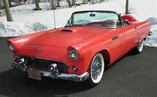 Classic Wheels 1956 Ford Thunderbird Lehighvalleylive